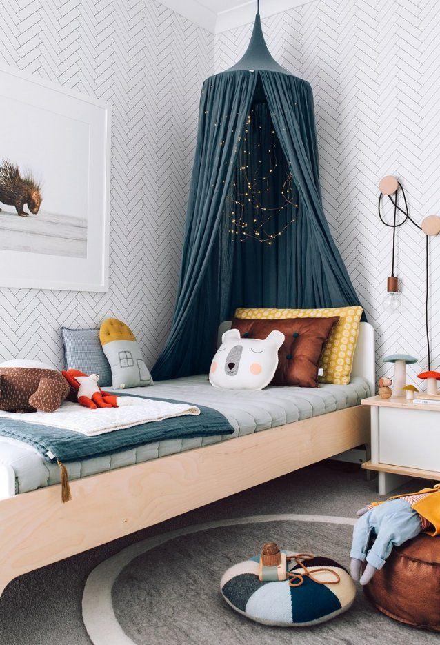 Diy Ideen Wie Sie Einen Baldachin Im Kinderzimmer Selber Machen von Baldachin Nähen Für Kinderzimmer Photo