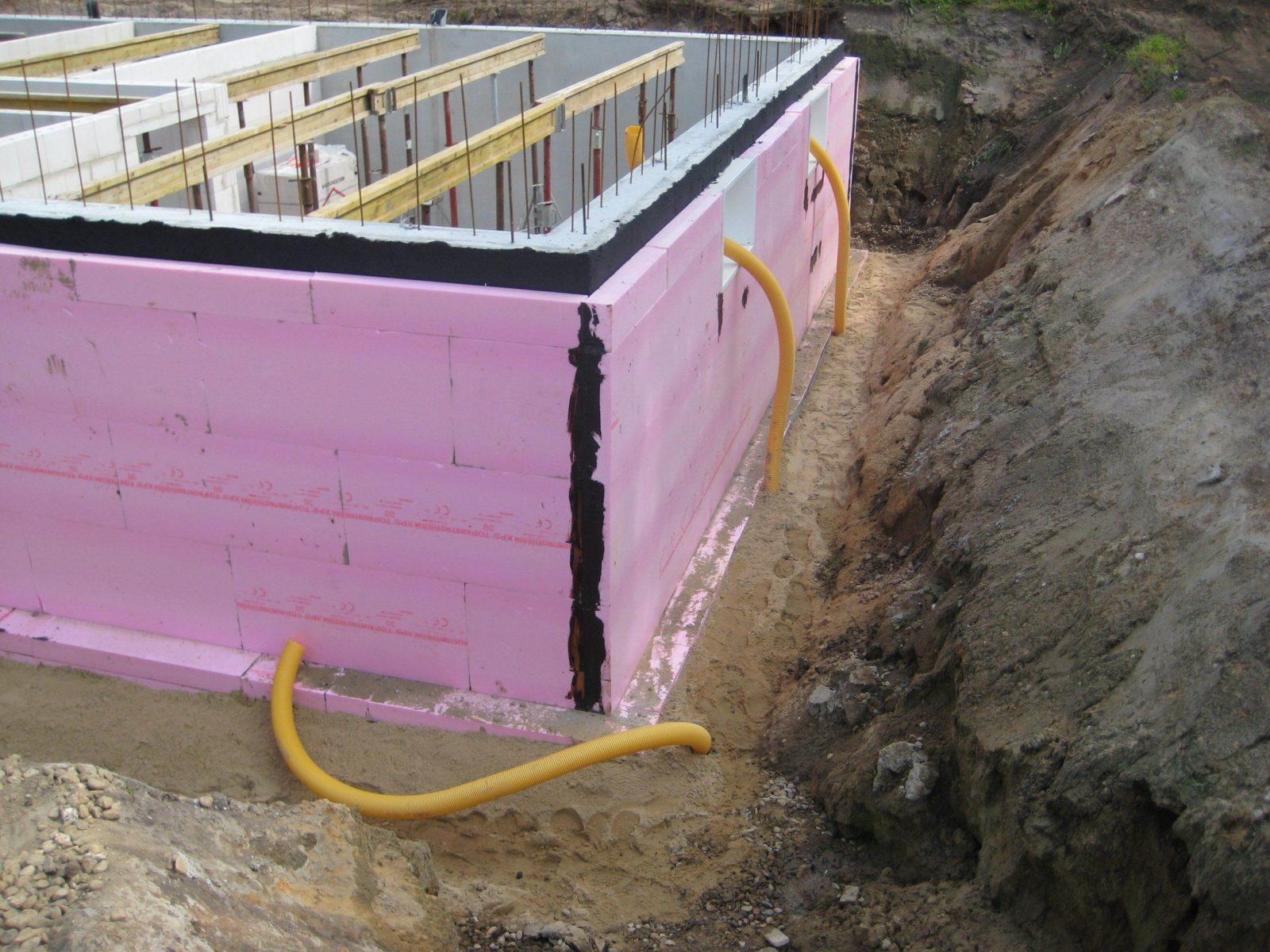 Drainage Ums Haus Zk82 – Hitoiro von Drainage Ums Haus Kosten Bild