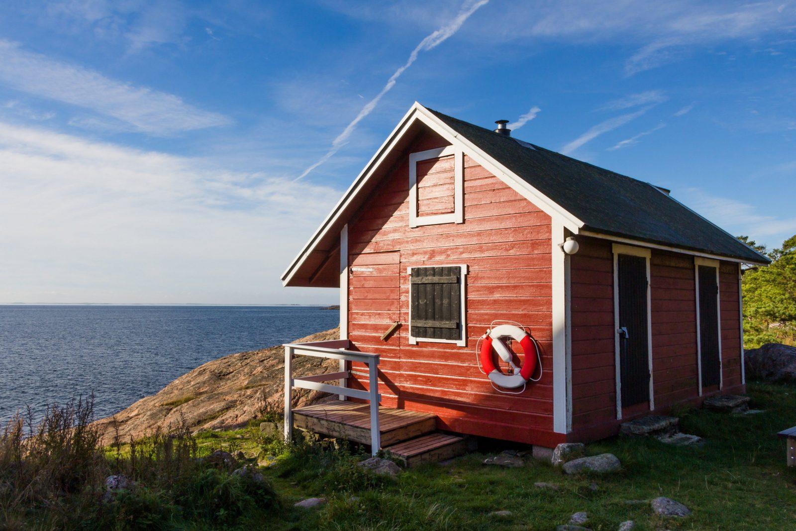 gartenhaus mit sauna und dusche. interesting aussensauna bradenburg