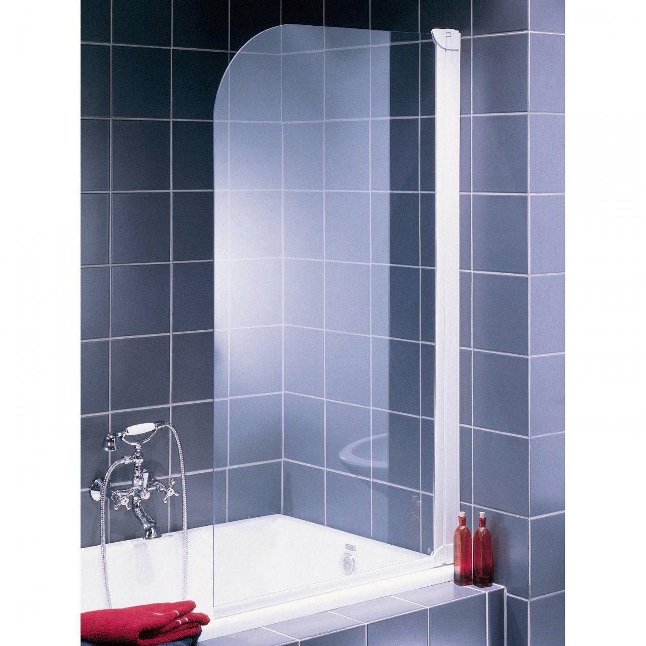 Duschwand Badewanne Kaufen Bei Obi von Duschwand Glas Für Badewanne Photo