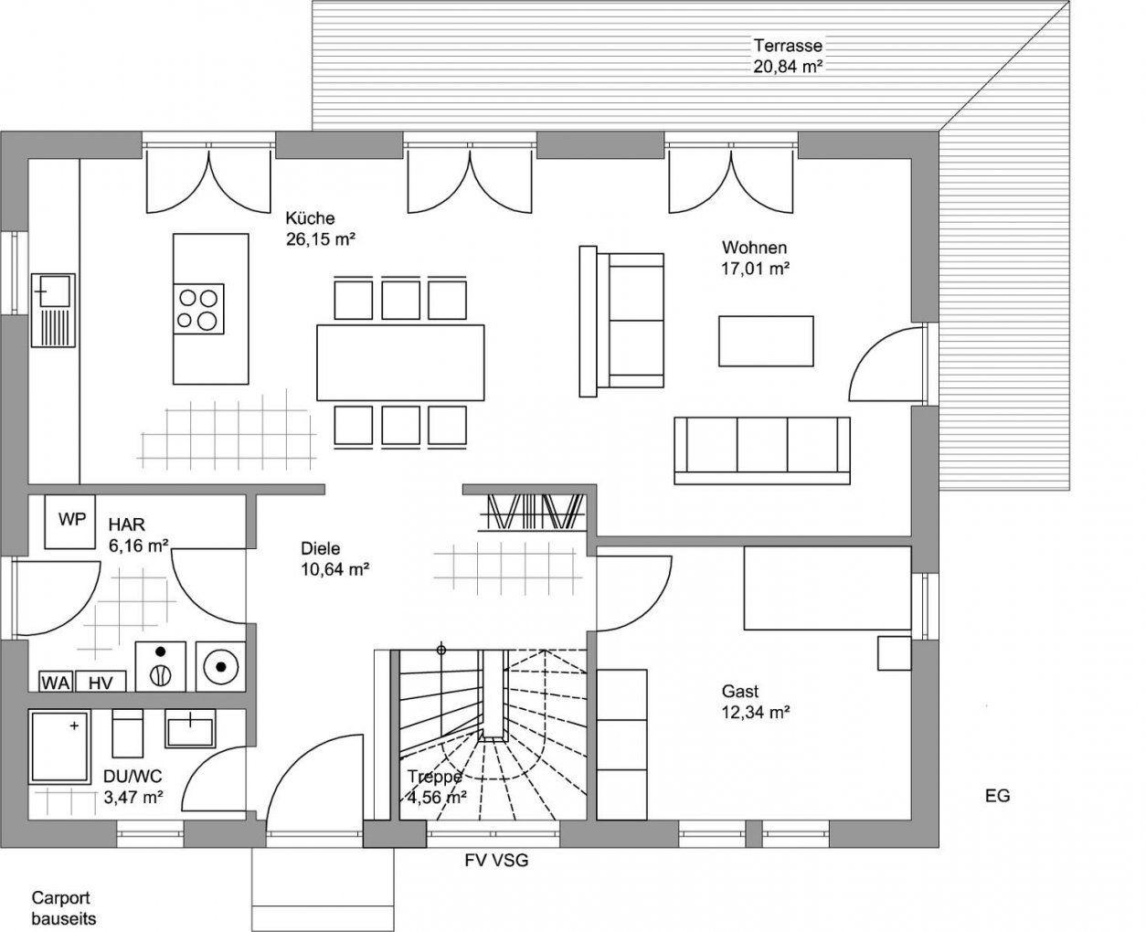 √ Grundriss Einfamilienhaus 130 Qm Genial Haus Grundriss 200 Qm von Grundriss Einfamilienhaus 150 Qm Bild