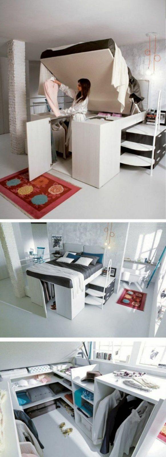 ▷ 1001+ Ideen Zum Thema Kleine Räume Geschickt Einrichten von Kleine Räume Geschickt Einrichten Photo