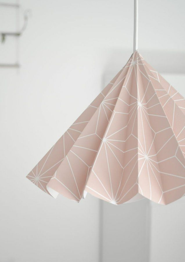 ▷ Lampenschirme Selber Machen  30 Inspirierende Bastelideen von Lampenschirm Gestell Selber Machen Bild