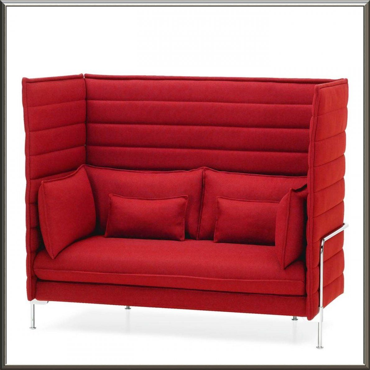 Eckcouch Neueste Eckcouch Hohe Lehne Ideen Neueste Vitra Sofa Hohe von Couch Mit Hoher Rückenlehne Photo