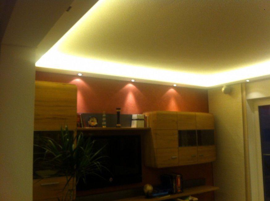 Ehrfurcht Gebietend Led Beleuchtung Wohnzimmer Selber Bauen Avec von Led Beleuchtung Wohnzimmer Selber Bauen Bild