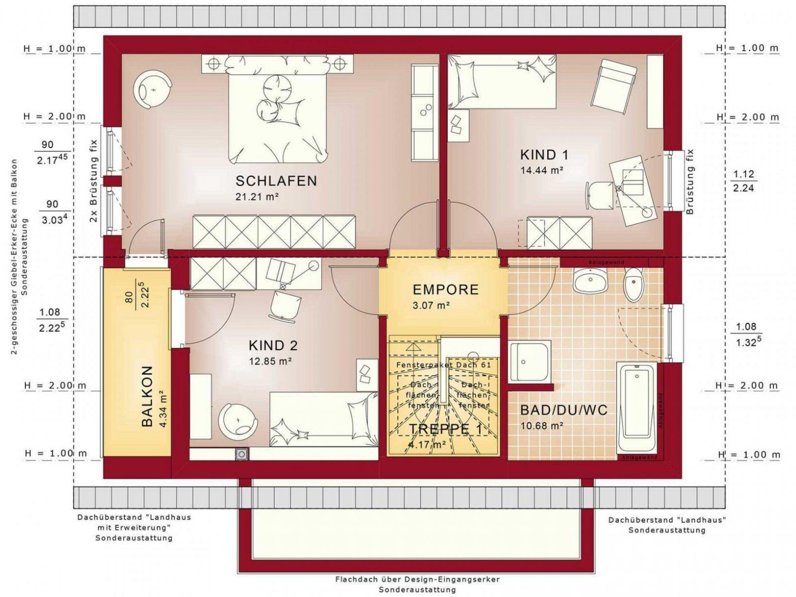 Einfamilienhaus Edition 1 V5  Bienzenker von Bien Zenker Edition 1 Bild