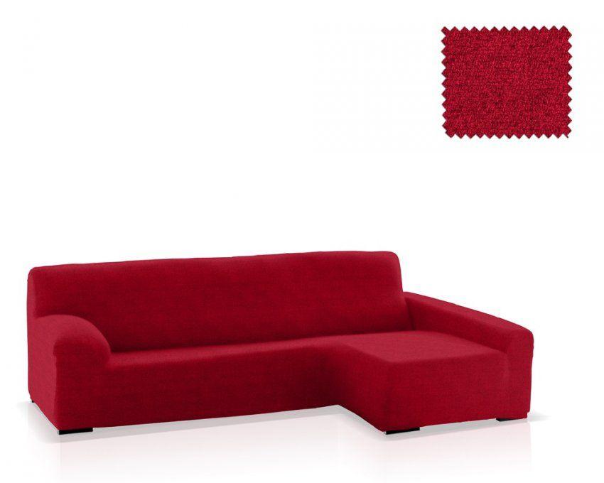 Elastische Husse Für Sofa Mit Ottomane  Armlehne Lang  Rugat von Stretchhusse Für Ecksofa Mit Ottomane Rechts Bild