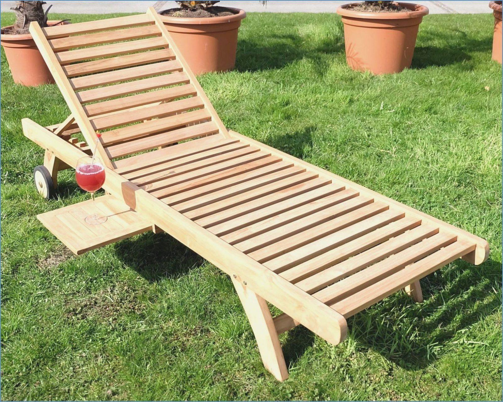 Elegant Beste Gartenliege Holz Selber Bauen Zum Gartenliege Holz von Sonnenliege Holz Selber Bauen Bild