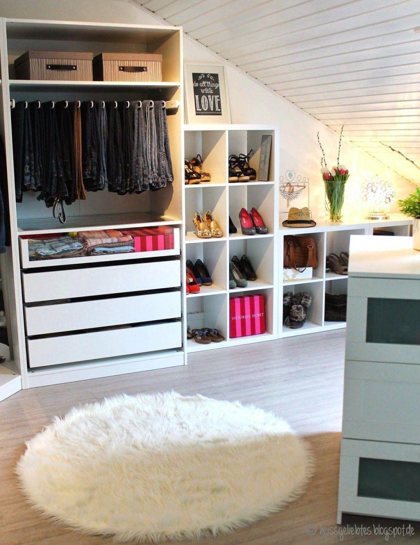 Elegantes Kleiderschrank Schräge Ikea – Cblonline von Ikea Schrank ...