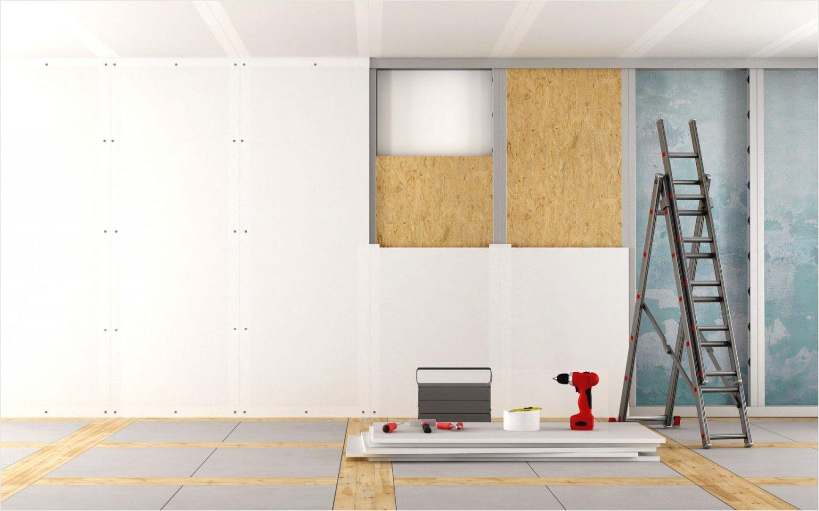 Elegantes Kosten Was Kostet Ein Trockenbau Projekt Wohnung Streichen von Was Kostet Wohnung Streichen Photo