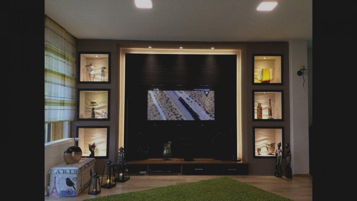 Elegantes Unikat Tv Wand Selber Bauen Minimalist Wohnzimmer Wohnwand von Raumteiler Wand Selber Bauen Photo