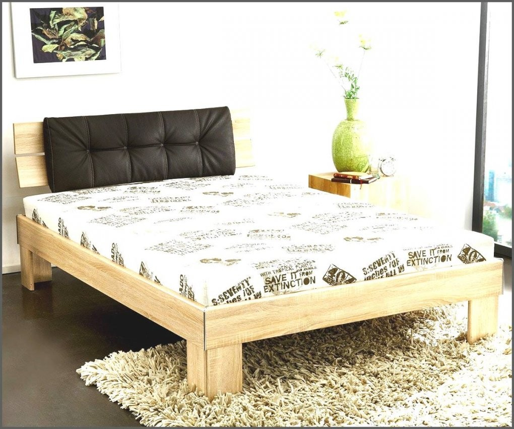 Enorm Günstige Betten 140X200 Bett Mit Matratze Und Lattenrost Von von Bett Komplett Günstig Kaufen Bild