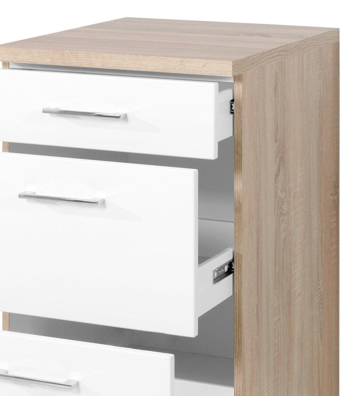 Entzückende Ideen Küchen Unterschrank Schubladen Und Schöne Lissabon von Unterschrank Küche 50 Cm Breit Bild
