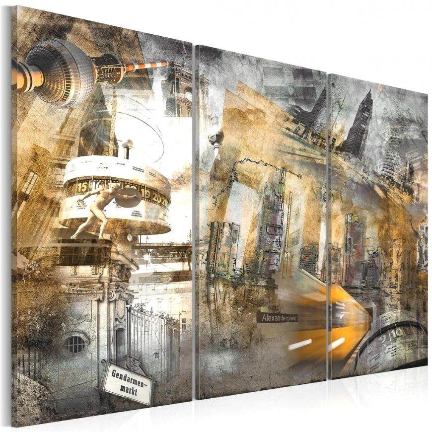 Entzückende Ideen Wandbilder Mehrteilig Selbst Gestalten Und von Leinwand Mehrteilig Selbst Gestalten Bild