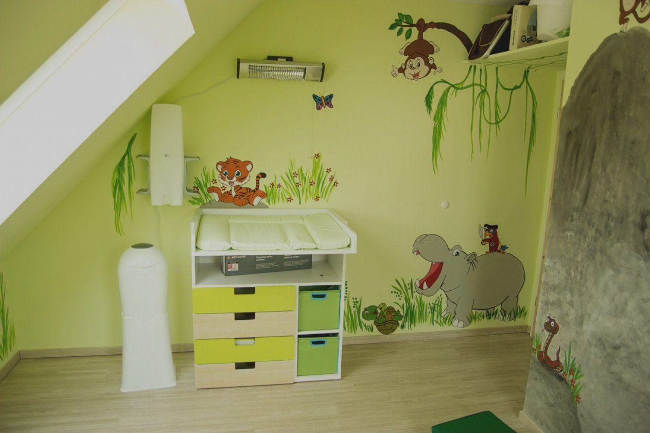 Lieblich Erstaunlich Wandgestaltung Kinderzimmer Mit Farbe Farben Im So Von Wandgestaltung  Kinderzimmer Mit Farbe Photo