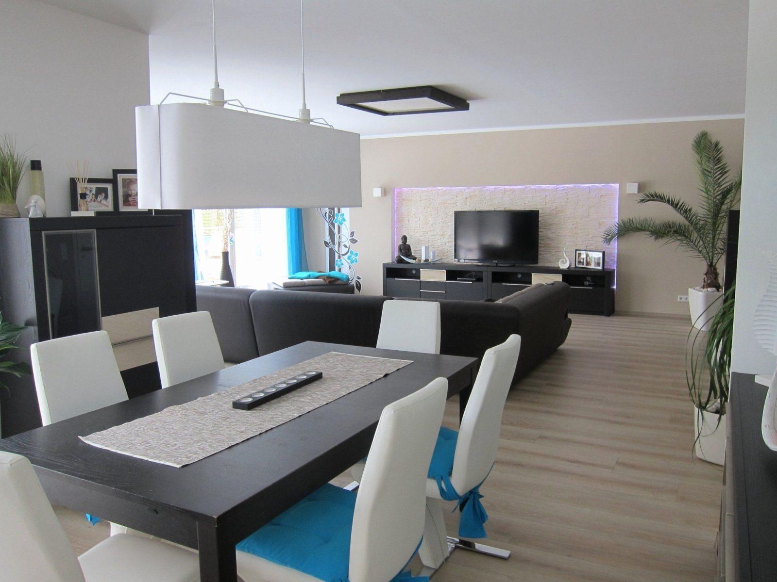 Erstaunlich Wohnzimmer Esszimmer Ideen Zusammen Mit Oder In von Wohn Und Esszimmer Kleiner Raum Photo