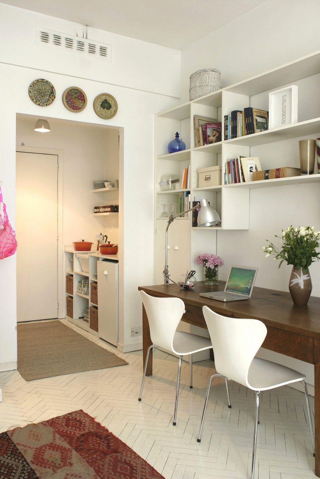 Erstaunliche Inspiration Kleines Wohnzimmer Mit Esstisch Und von Kleines Wohnzimmer Mit Esstisch Bild