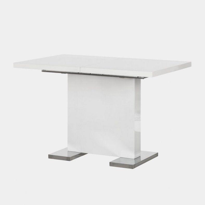 Esstisch 80×80 Ausziehbar Genial Tisch 80×80 Weiß Hochglanz von Esstisch Weiß Hochglanz 80X80 Ausziehbar Photo
