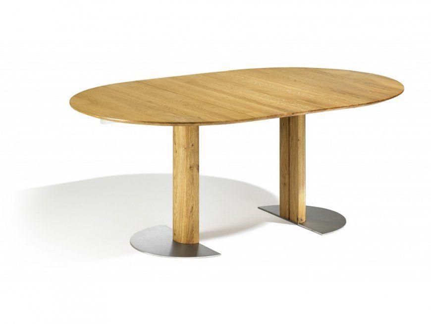 Esstisch Oval Ausziehbar  Möbel Ideen 2018 von Esstisch Oval Holz Ausziehbar Photo
