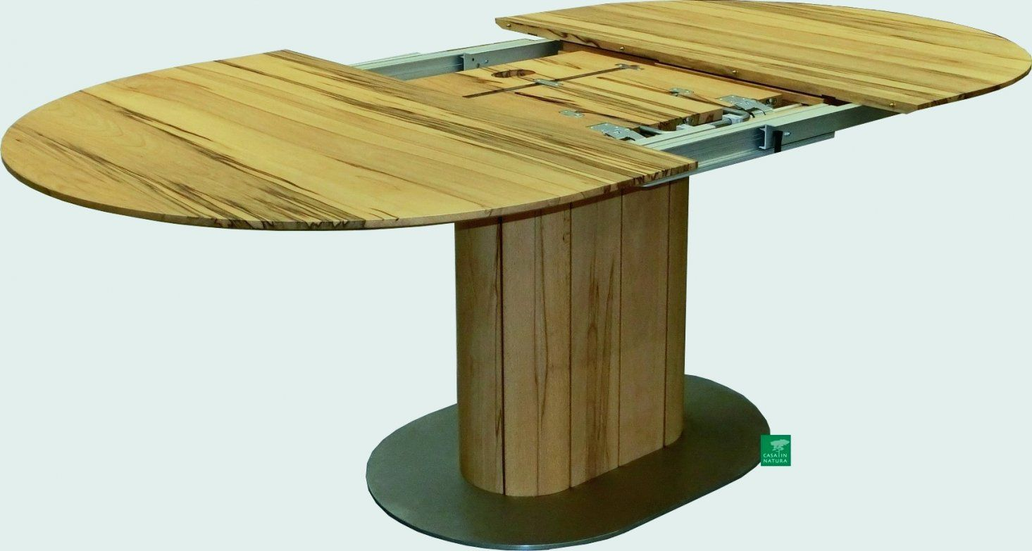Esstisch Oval Holz Beste Esstische Ausziehbar Esszimmertisch Solo Ii von Esstisch Oval Holz Ausziehbar Bild