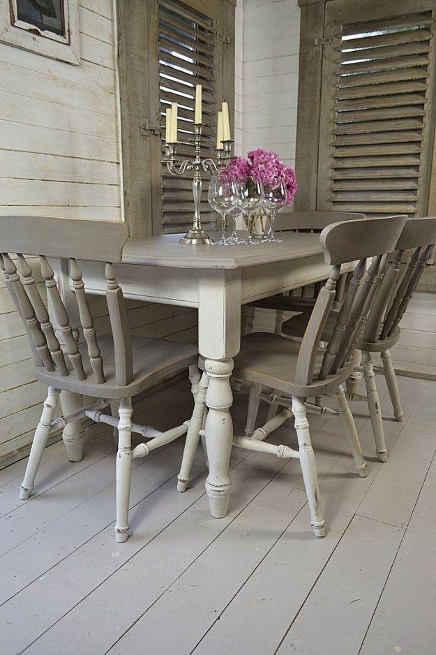 Esszimmer Möbel Schwarz Tisch Und Stühle Weiß Holz Tisch Kompakte von Tisch Und Stühle Für Küche Photo