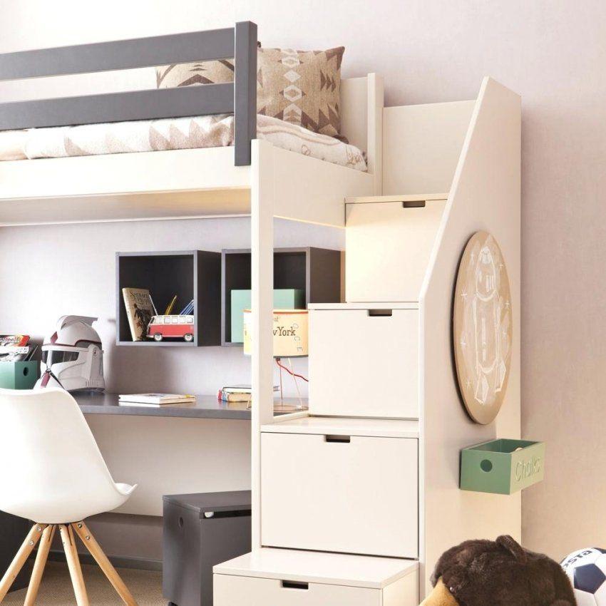 Etagenbett Mit Treppe Asoral Hochbett Loft Xl Liso Schreibtisch 4 von Hochbett Mit Stufen Treppe Photo