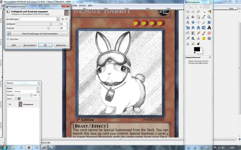 Extended Cards & Orica's  Tipps Tricks Und Handhabung [Update von Yugioh Karten Selber Machen Bild