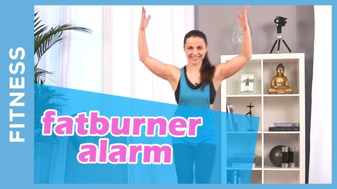 🔥easy Aerobic Fatburner Workout  Abnehmen Mit Training Zuhause von Aerobic Für Zu Hause Photo