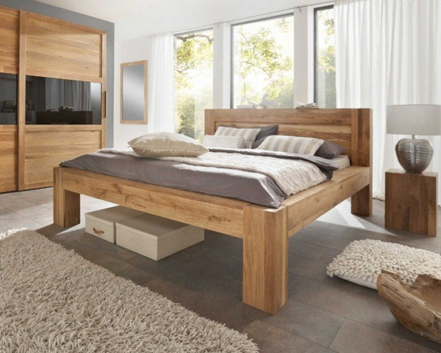 Fabelhafte Bett Aus Alten Balken Innenarchitektur Kleines Bett von Bett Aus Alten Holzbalken Bild