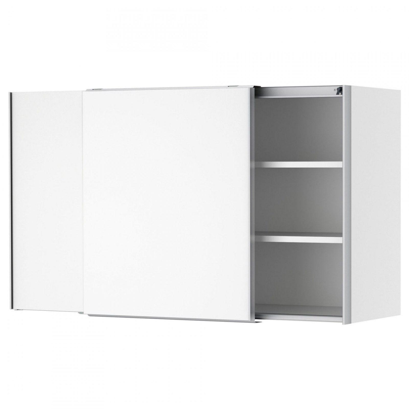 Faktum Bovenkast Met Schuifdeuren  Härlig Wit 120X70 Cm  Ikea von Sideboard Mit Schiebetüren Ikea Photo