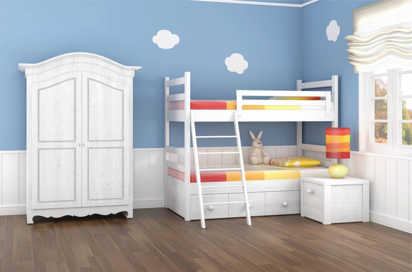 Farben Im Kinderzimmer So Richten Sie Das Kinderparadies Ein von Wandgestaltung Kinderzimmer Mit Farbe Bild