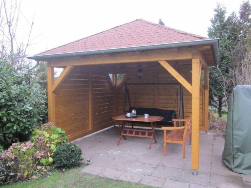 Faszinierend Holz Pavillon 3X3 Selber Bauen Achteckiger Pavillon von Holz Pavillon 3X3 Selber Bauen Photo