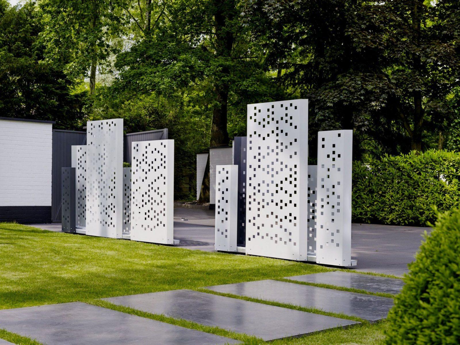 Faszinierend Moderner Sichtschutz Für Garten – Cblonline von Moderner Sichtschutz Für Den Garten Bild