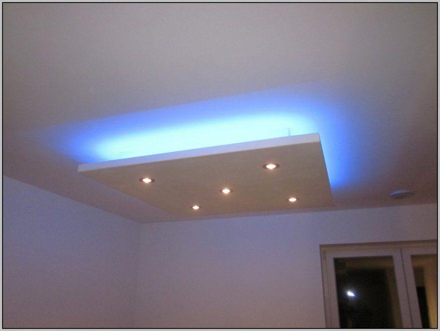 Fein Deckenbeleuchtung Wohnzimmer Selber Bauen  Kpelavrio von Led Beleuchtung Wohnzimmer Selber Bauen Photo