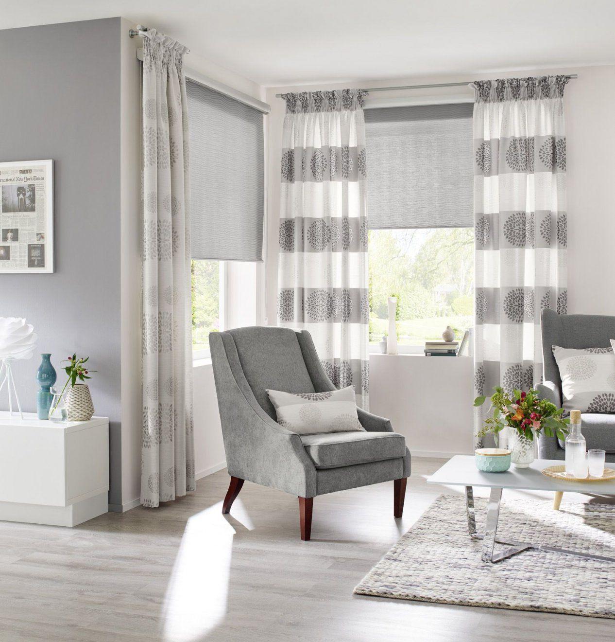 Fenster Globe Gardinen Dekostoffe Vorhang Wohnstoffeplissees von Plissee Und Gardinen Kombinieren Bild