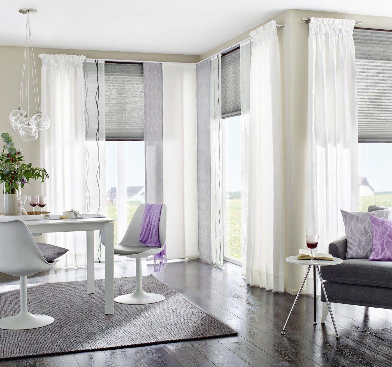 Fenster Naval Gardinen Dekostoffe Vorhang Wohnstoffeplissees von Plissee Und Gardinen Kombinieren Photo
