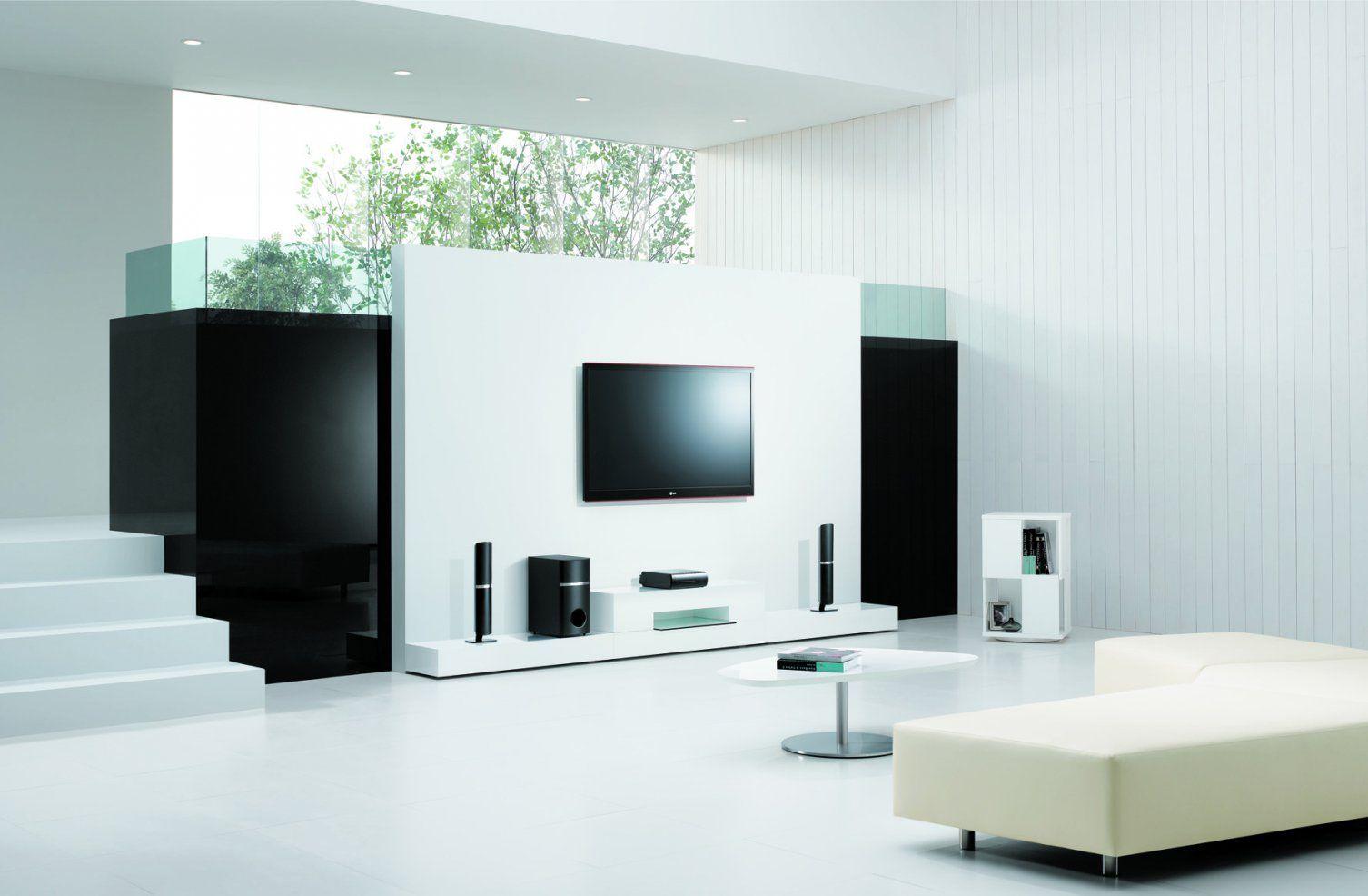 Fernseher An Die Wand Dekoration  Finden Sie Ihre Wohnung Dekor Stil von Fernseher An Die Wand Hängen Kabel Verstecken Bild