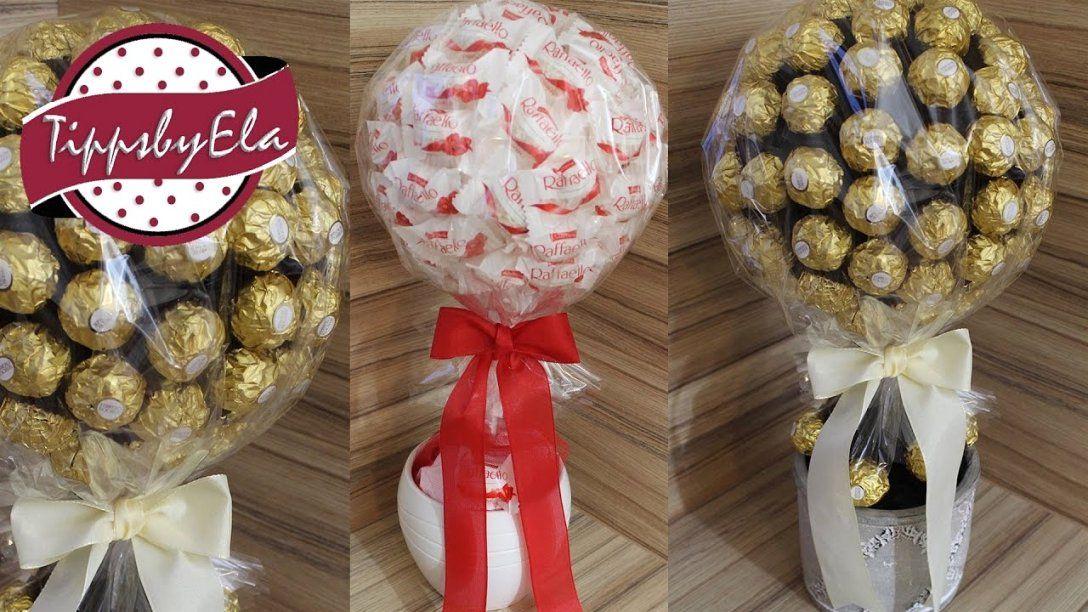 Ferrero Rocher Baum Anleitung Verwirrend Auf Dekoideen Fur Ihr von Ferrero Rocher Baum Anleitung Bild