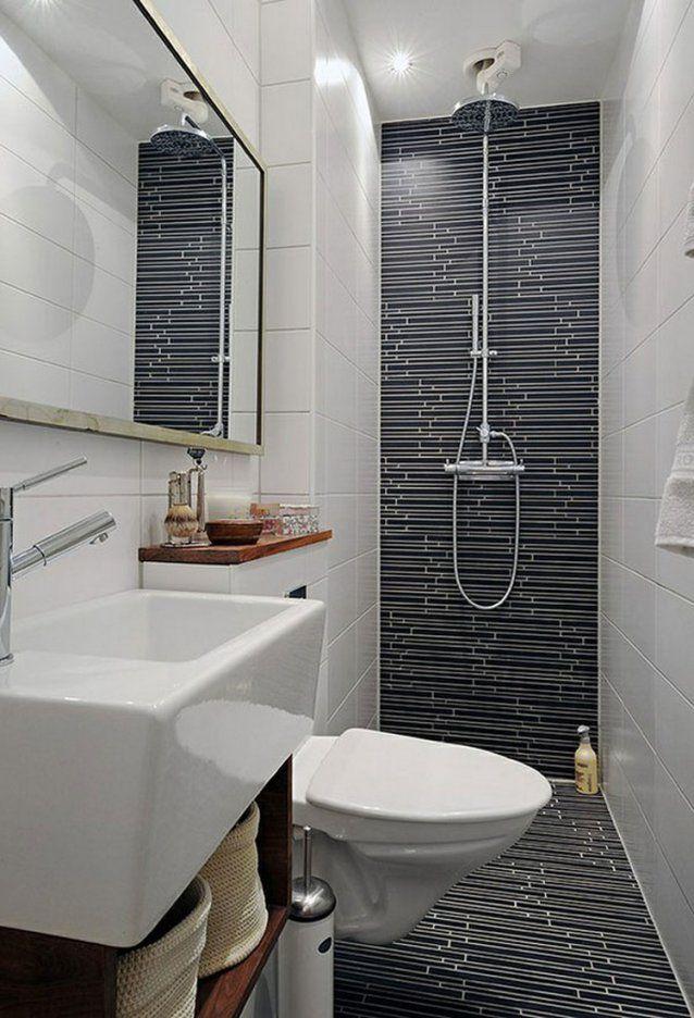 Fliesen Gaste Wc Mit Gäste Wc Gestalten 16 Schöne Ideen Für Ein von Kleines Badezimmer Design Ideen Bild