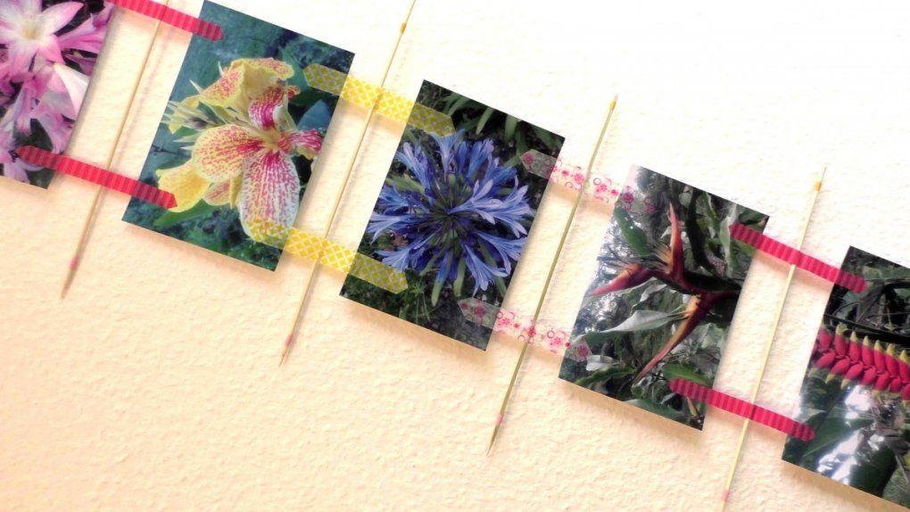 Fotocollage Selber Machen Ideen Basteln Fotocollage Auf Leinwand von Bilder Collage Auf Leinwand Selber Machen Bild