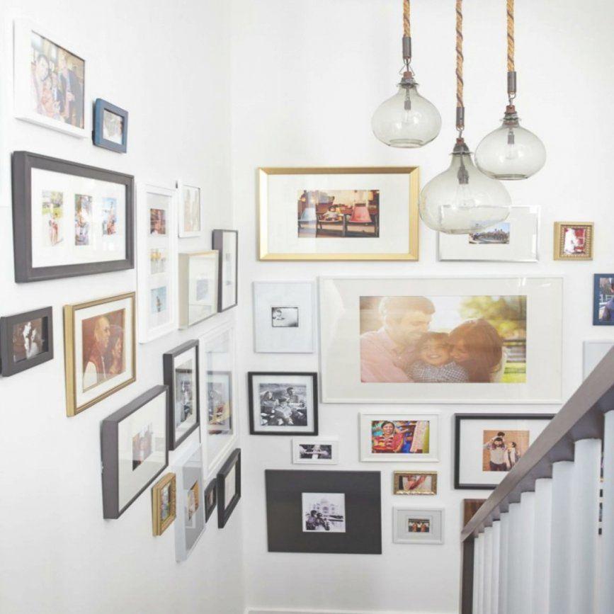 Fotowand Zu Hause Gestalten Tipps Und 25 Kreative Ideen In Bezug von Fotowand Selber Machen Stoff Bild