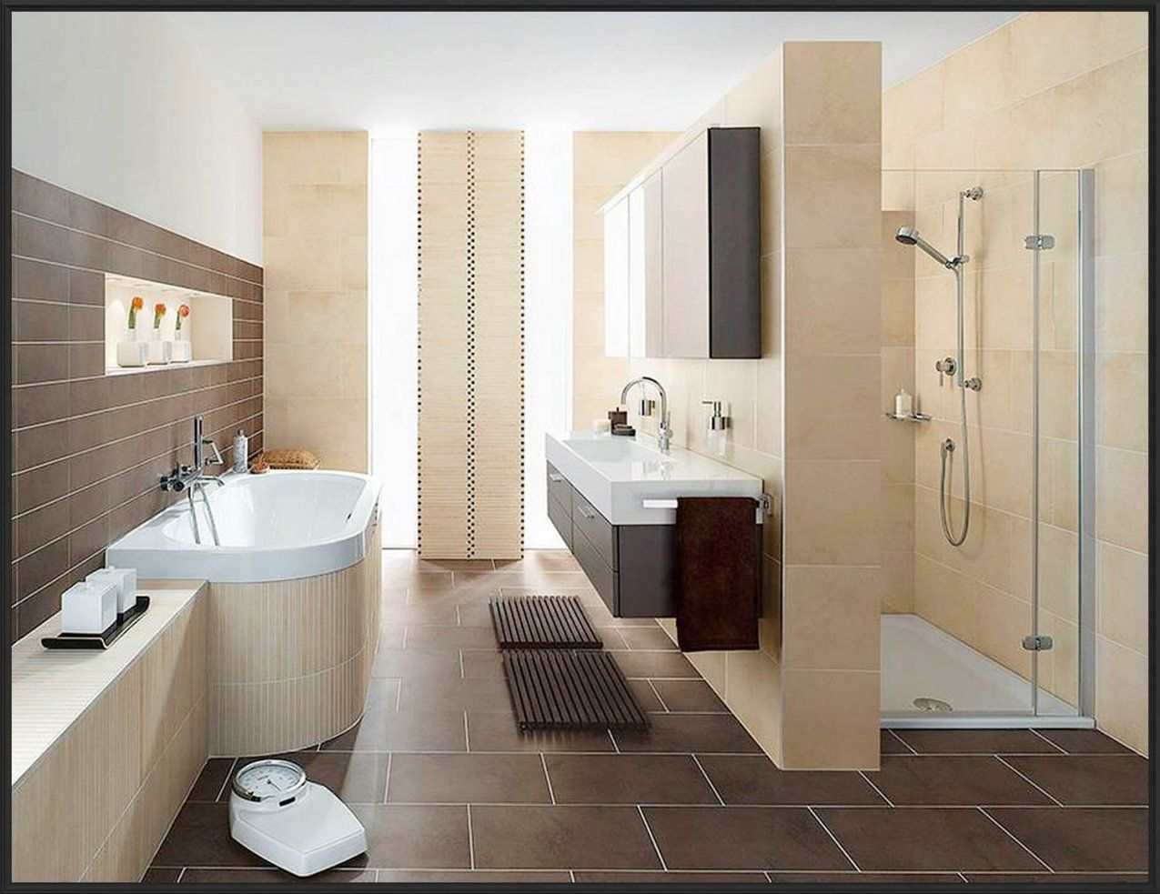 Hochwertig Gallery Of Badezimmer 10 Qm Haus Design Ideen Badezimmer 3 Qm Von Badezimmer  Beispiele 10 Qm