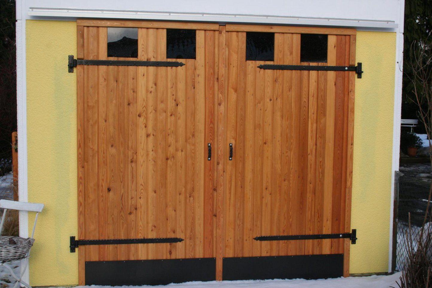 Garagentore Holz Preise Ty42 – Hitoiro von Garagentor Holz Selber Bauen Photo