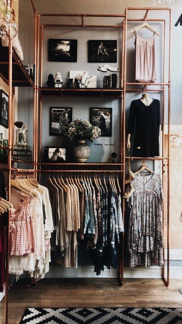 Offenen Kleiderschrank Selber Bauen | Haus Design Ideen