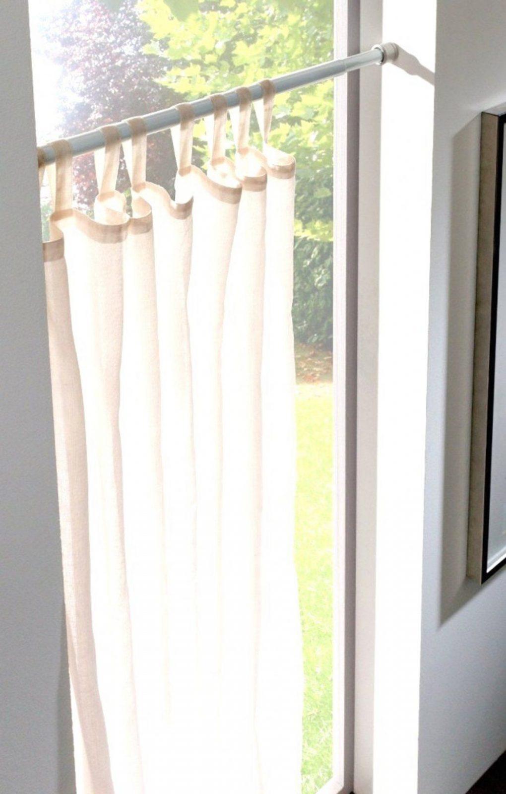 Gardinen Aufhängen Ohne Bohren  Pauwnieuws von Vorhang Befestigen Ohne Bohren Photo