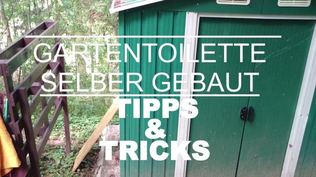 Garten Badezimmer Mit Dusche Prepper Outdoor  Youtube von Dusche Im Gartenhaus Einbauen Photo