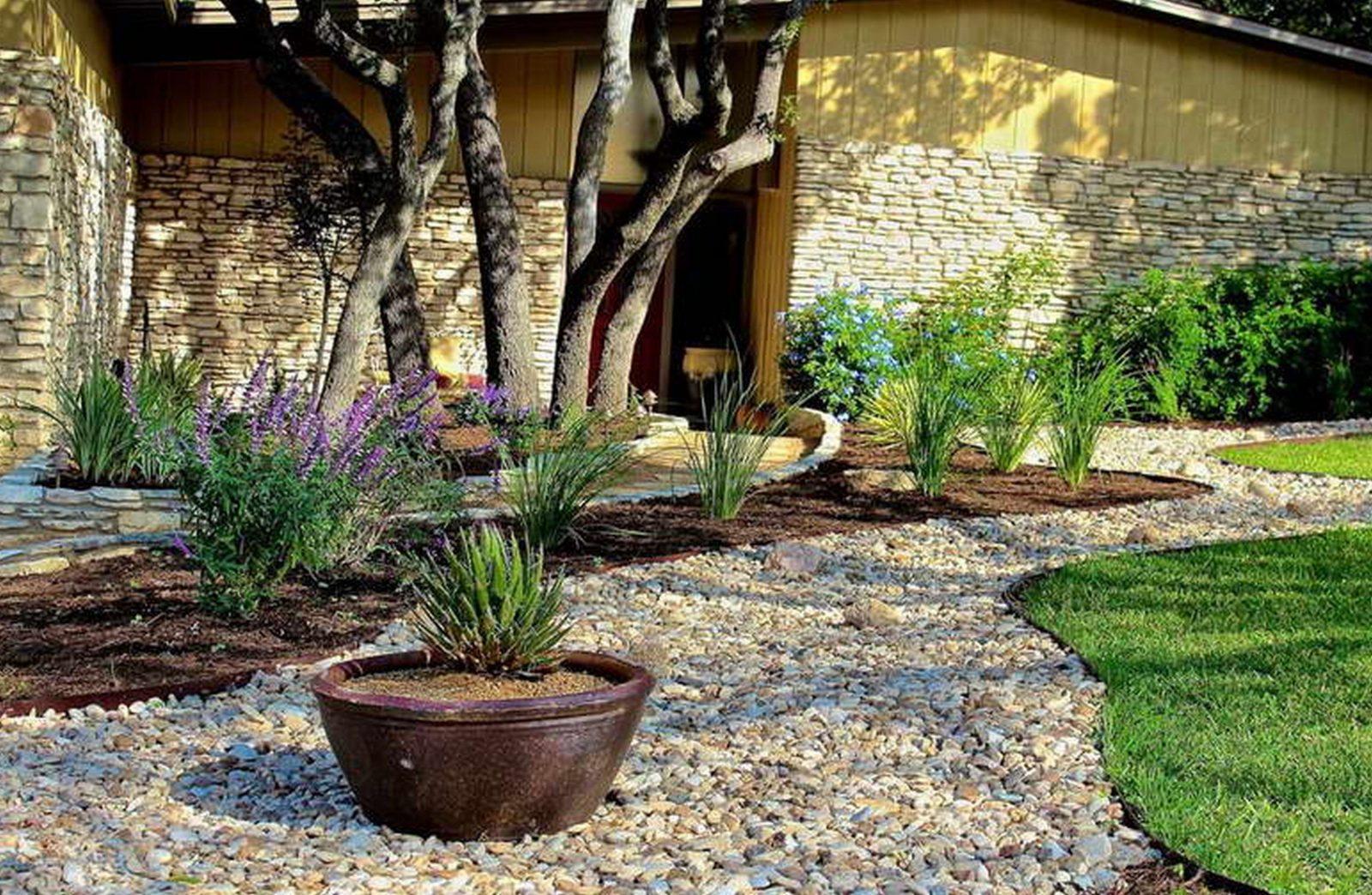 Garten Reihenmittelhaus Gestalten Mit Gartengestaltung Reihenhaus von Vorgarten Gestalten Reihenhaus Ideen Bild