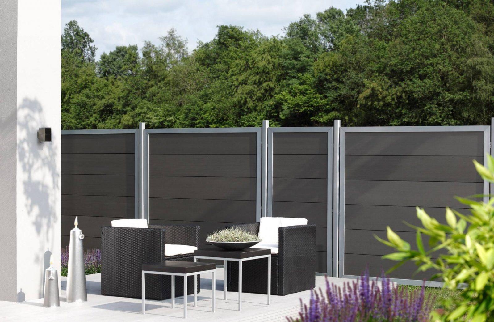 Garten Sichtschutz Grau Luxus 30 Kunststoff Swappingtons Von 9 von Sichtschutz Garten Kunststoff Grau Bild