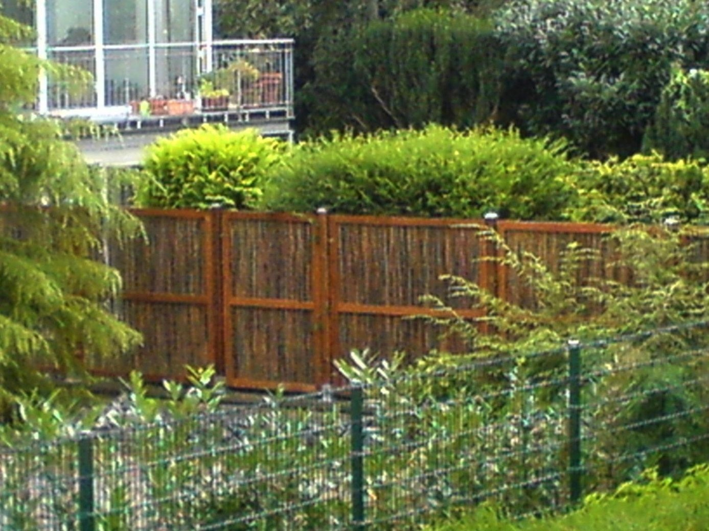 Garten Sichtschutz Selber Bauen Neu Sichtschutz Garten Weide Von von Sichtschutz Weide Selber Bauen Photo