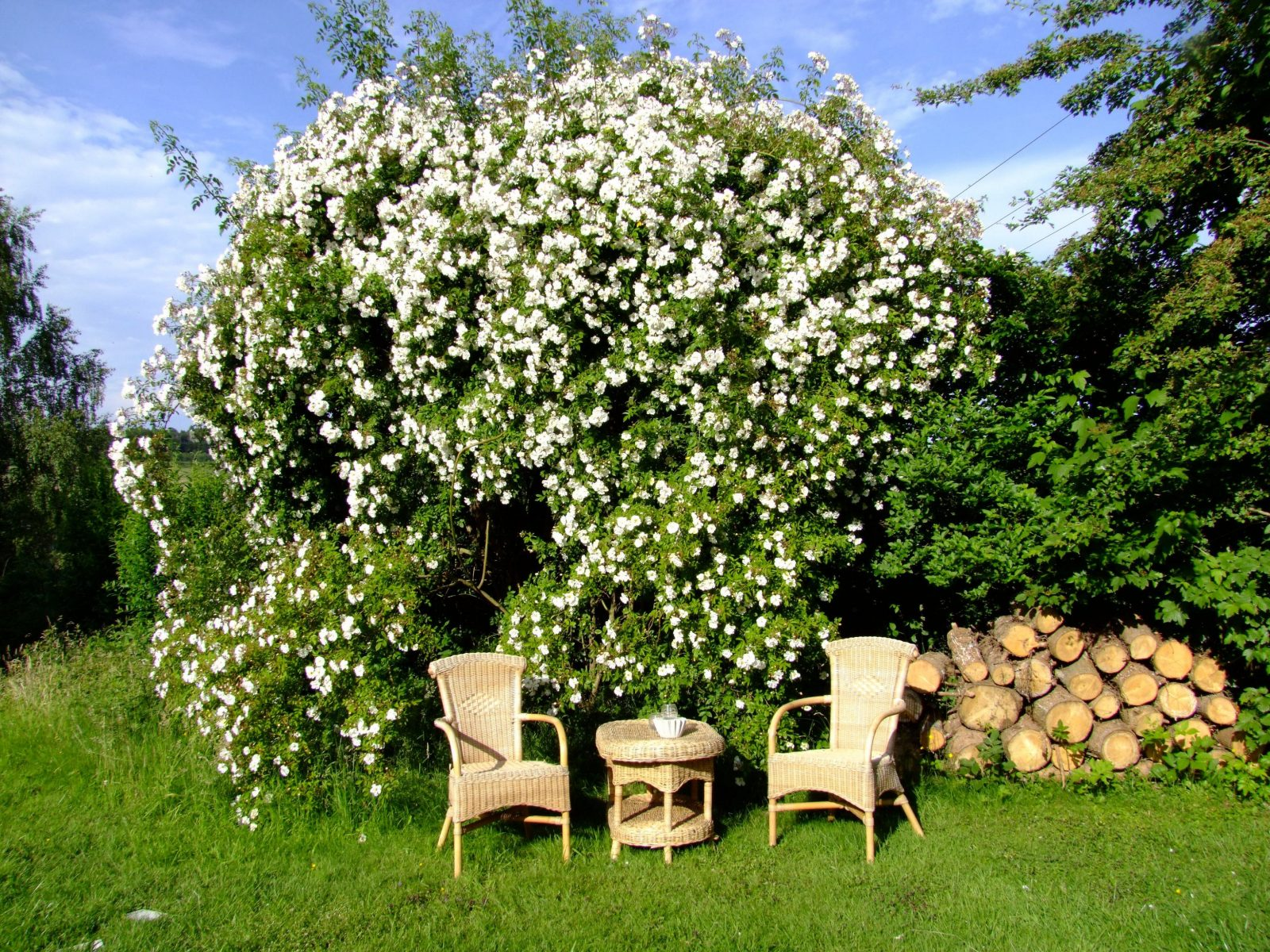 Garten Sitzecke Gestalten Ideen Für Kleine & Große Gärten von Kleine Sitzecke Im Garten Bild